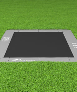 Primus Flat_rectangular_Gray_on_grass