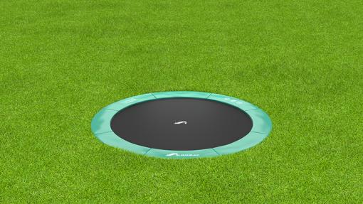 Primus_Flat_Round_Green_No_Net_InGrass